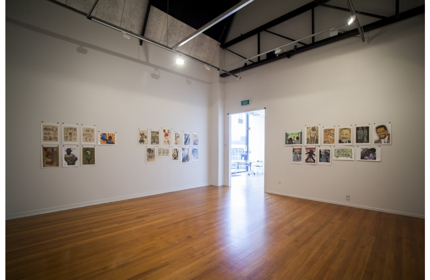 Cultural Revolution, Ramp Gallery (2015)